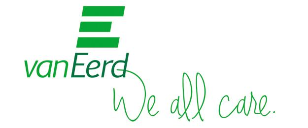 Van Eerd introduces 'We all care'