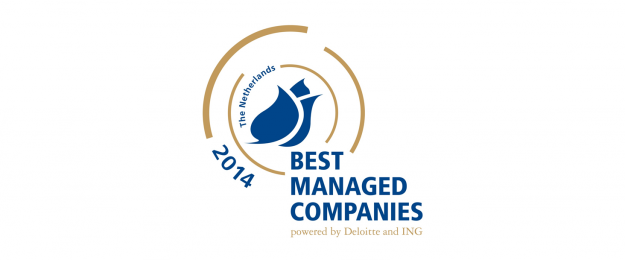 Van Eerd crowned Best Managed Company 2014