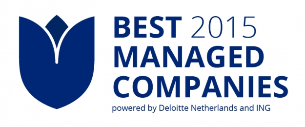 Van Eerd wins Best Managed Company 2015 award