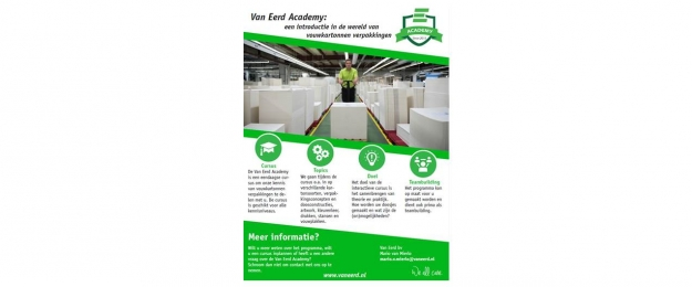 Van Eerd Academy: an introduction to the world of folding boxboard packaging