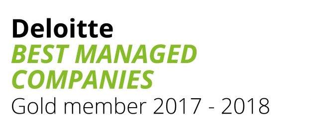 Van Eerd crowned Best Managed Company 2017-2018