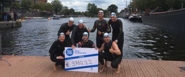 Swim to fight cancer 2