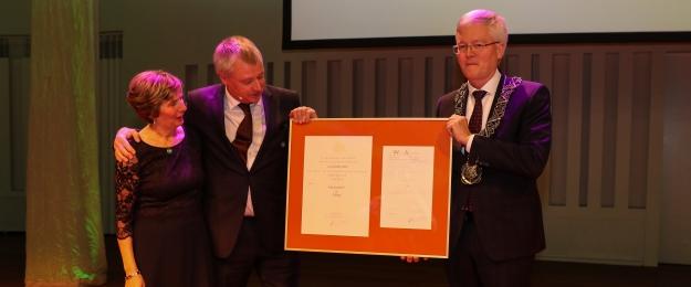 Van Eerd receives Royal Designation